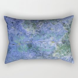 Moment of Epiphany: Purple-Lilac Version Rectangular Pillow