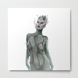 A Myth's Tale - Daphne Metal Print