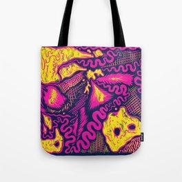 Pink Nights Tote Bag
