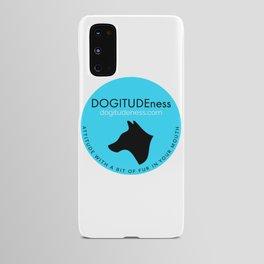 DOGITUDEness Logo Android Case
