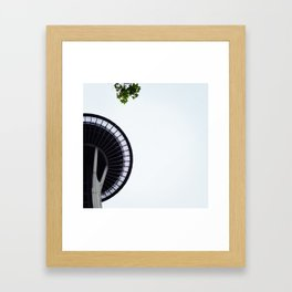 orbit Framed Art Print