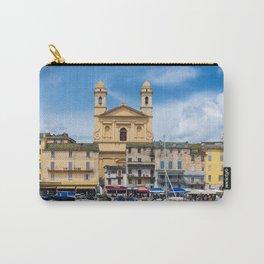 église Saint Jean-Baptiste in Bastia Carry-All Pouch