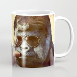 Gorilla in the Mist Coffee Mug