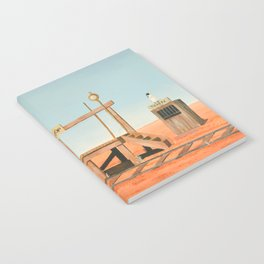 Outback Train Station Notebook