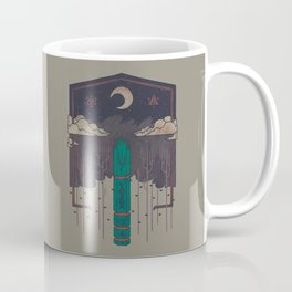 The Lost Obelisk Coffee Mug