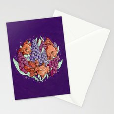 Seven Oaths to Spring Stationery Cards