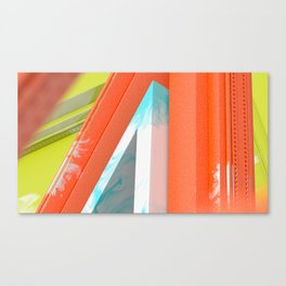 The Release Canvas Print