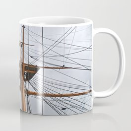 HMS Warrior III Coffee Mug