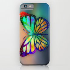 Vivid Butterfly Slim Case iPhone 6s