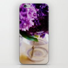 Lilac Dreams Part II iPhone & iPod Skin