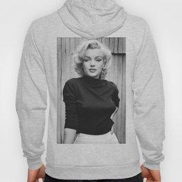 Ma-rilyn Monroe artMar-ilyn Monroe print Hoody