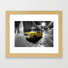 Nite Lada  Framed Art Print