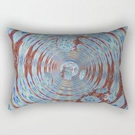 Newer Beginnings Mandala 12 Rectangular Pillow