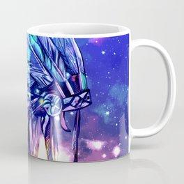 galaxy space headdress Coffee Mug