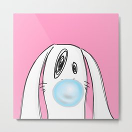 Bubble Gum #2 Metal Print