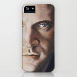 Raul Esparza iPhone Case