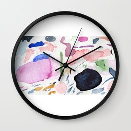 Dreamy Spring 2018 Wall Clock