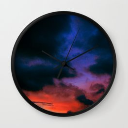 Sky- Love In Your Eyes Wall Clock