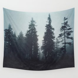 Leave In Silence Wall Tapestry