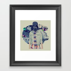 LVIV Framed Art Print