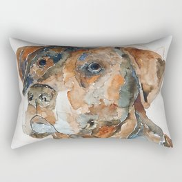 DOG#12 Rectangular Pillow