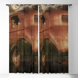 American Highway Route 66 Blackout Curtain
