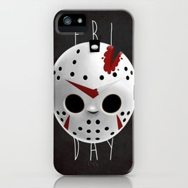 Friday iPhone Case