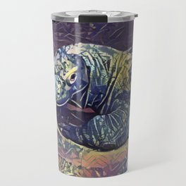 Komodo Dragon Travel Mug