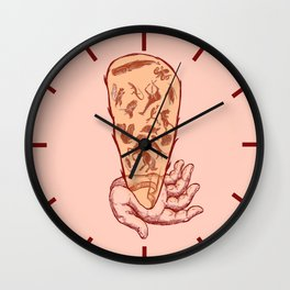 power of love 2 Wall Clock
