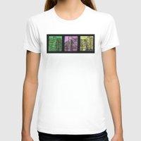 brooklyn bridge T-shirts featuring Brooklyn Bridge by Mayar NK