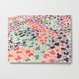 Sea of color PT II Metal Print