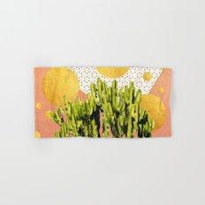 Cactus Dream #society6 #decor #buyart Hand & Bath Towel