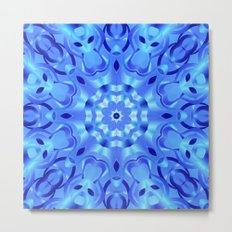 kaleidoscope Flower G183 Metal Print