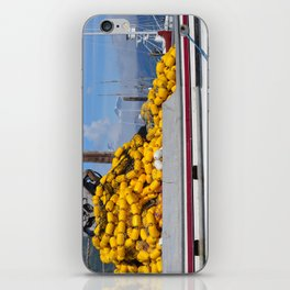 Fishing Nets - 1 iPhone Skin