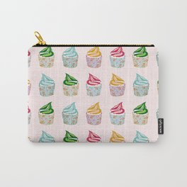 Cute as a multicoloured cupcakes! Carry-All Pouch