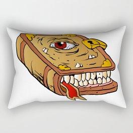 monster book. Rectangular Pillow