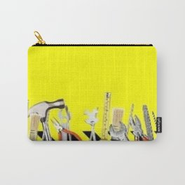 Yellow Tools Carry-All Pouch