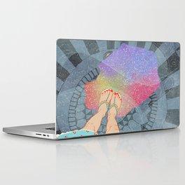 Rainy Day : Simply Life Laptop & iPad Skin