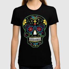 Sugar skul black T-shirt