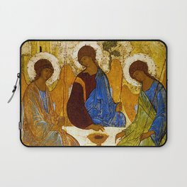 """Andrey Rublev , """" The Trinity """" Laptop Sleeve"""