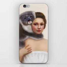 Miss Koala iPhone Skin