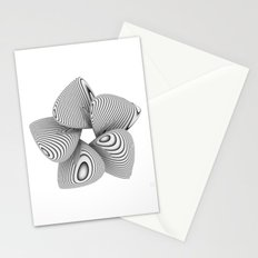 Bio Flower Art Print Stationery Cards