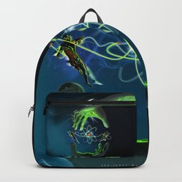 The Atom Control Backpack