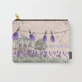 Provence France - my love  - Lavender and Summer Carry-All Pouch