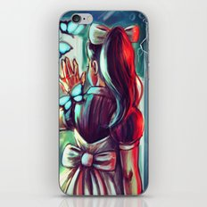The World That The Children Made iPhone & iPod Skin