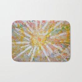 Sun Splatter Bath Mat