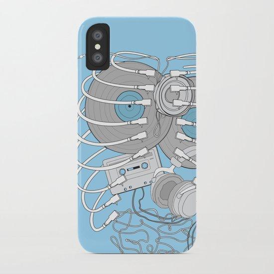 Internal Rhythm iPhone Case