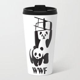 WWF Panda Chair Travel Mug