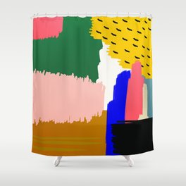 Little Favors Shower Curtain
