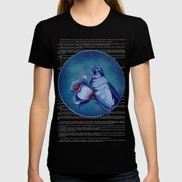 The Nightingale And The Rose T-shirt
